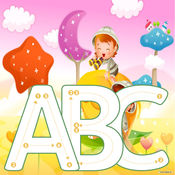 ABC Tracing Letters Handwriting Practice Children