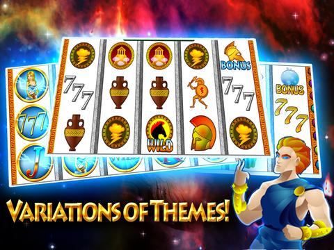 Ace Slots of Titan Greek God Casino Free