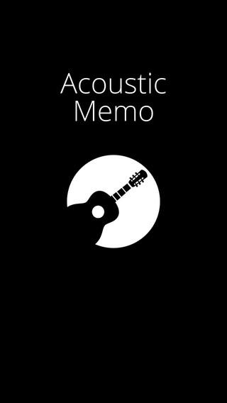Acoustic Memo Guitar