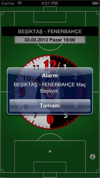 Beşiktaş Saat