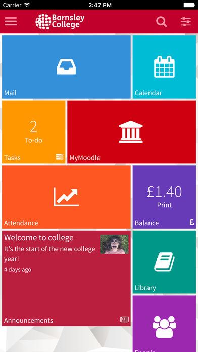 Barnsley College MyDay