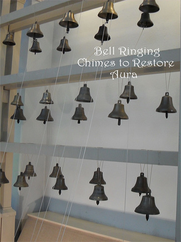 Bell Ringing Chimes to Restore Aura