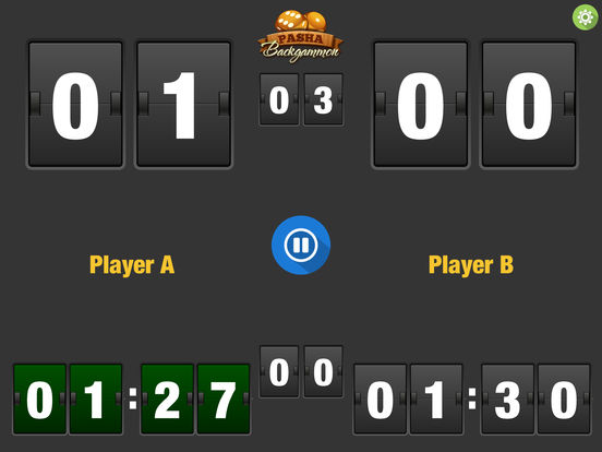 Backgammon Scoreboard+