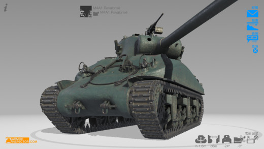 Armor Inspector: World of Tanks (PC,Blitz,Console)