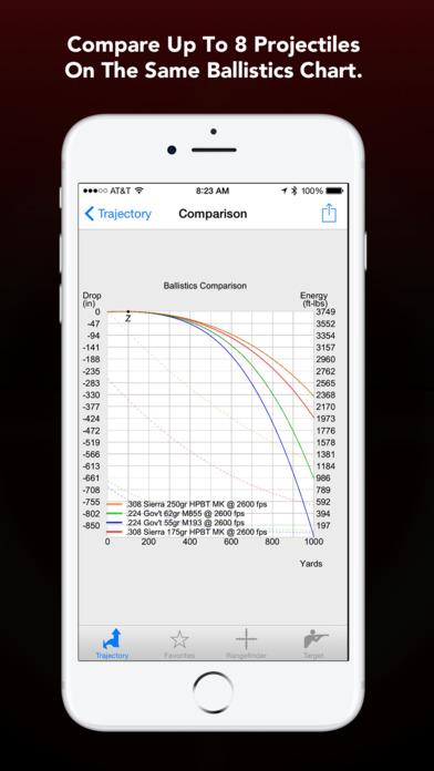 Ballistic Advanced: JBM Ballistics Calculator