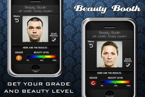 BEAUTY BOOTH - THE REAL BEAUTY METER