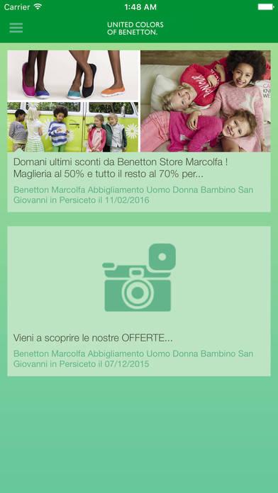 Benetton Marcolfa