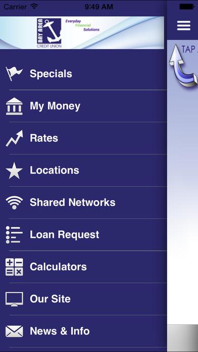 Bay Area Credit Union Mobile