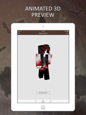 Best 3D Ghost Skins for Minecraft PE  PC