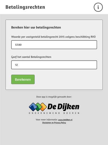 Betalingsrechten App