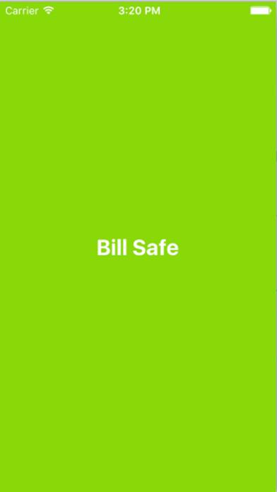 Bill Safe