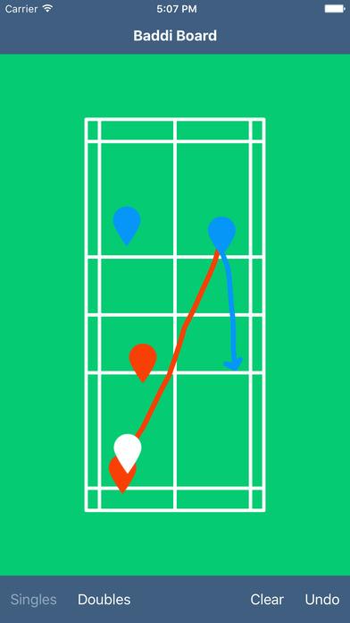 Badminton Tools: Baddi Board