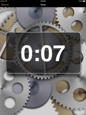 Beautiful Timer