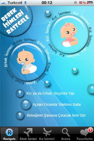 Bebek isimleri sözlüğü