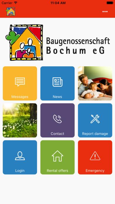 Baugenossenschaft Bochum direkt