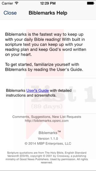 Biblemarks