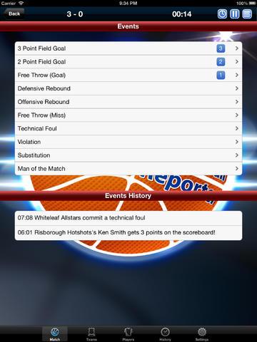 Basketball Reporter