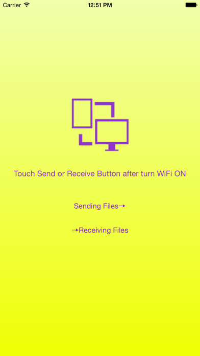 Backup your Photos, Videos via WIFI