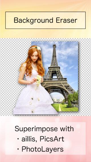 Background Eraser for iPhone