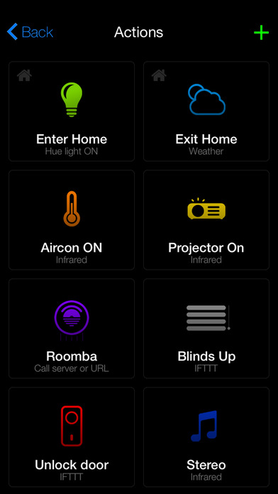 Beecon+ Smart Home Automation