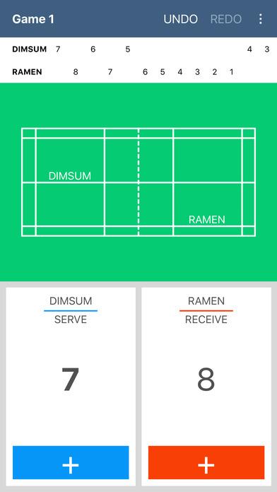 Badminton Tools: Baddi Umpire