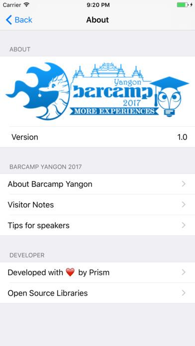 Barcamp Yangon 2017