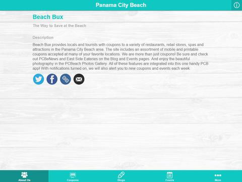 Beach Bux 1.0