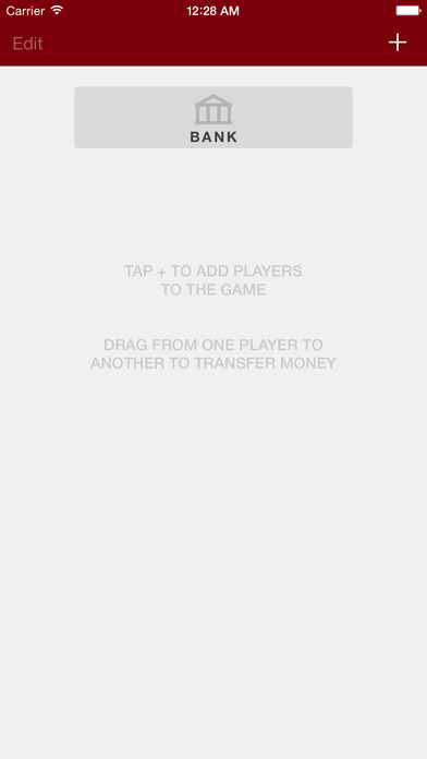 Banker: A Board Game Money Manager