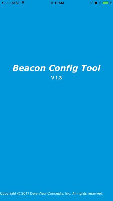 Beacon Config Tool