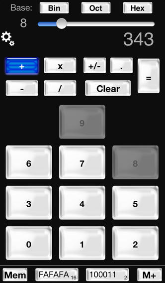 Base Converter and Calculator Pro