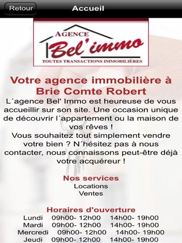 Bel'immo Brie Comte Robert