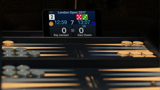 BG Buddy - Backgammon Scoreboard, Clock and Dice