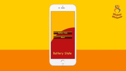 Battery State Widget