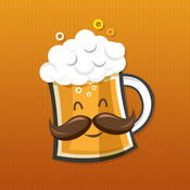 BeerMoji - beer stickers and emoji keyboard app