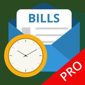 Bill Pay Reminder PRO - Manage  Track your Bills