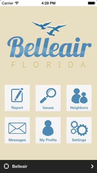 Belleair SeeClickFix