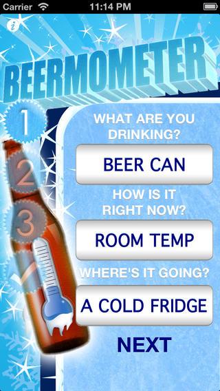 Beermometer