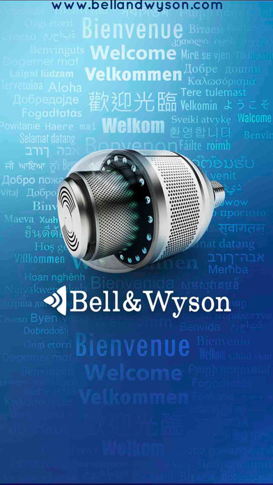 Bell  Wyson Led Smoke