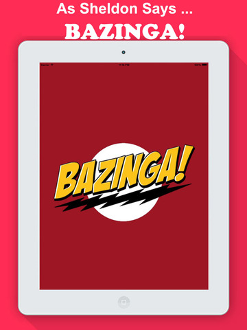 Bazinga! for Big Bang Theory Fans Edition