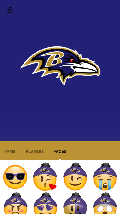 Baltimore Ravens Stickers