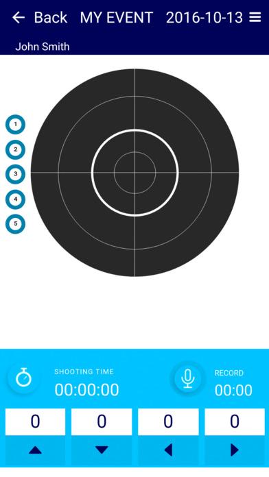 Biathlon Target Analyzer