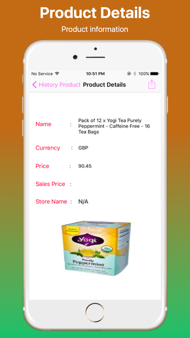 BarCode Scan Product Finder and  QR Scanner Pro