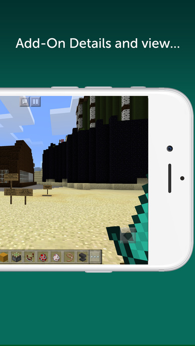 Bikini Bob Map for Minecraft PE