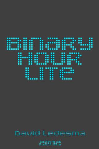 Binary Hour Lite