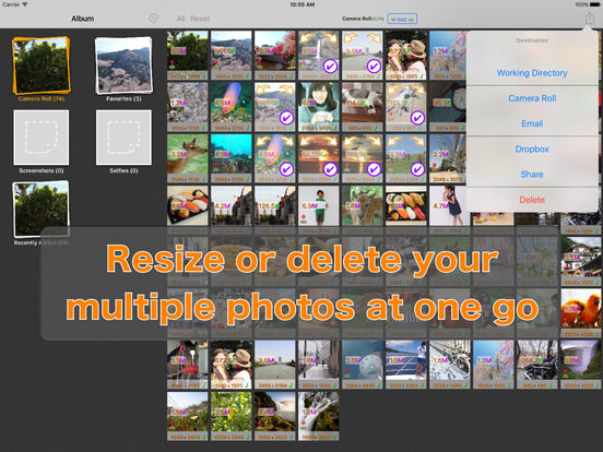 BatchResizer2 - Quickly Resize Multiple Photos