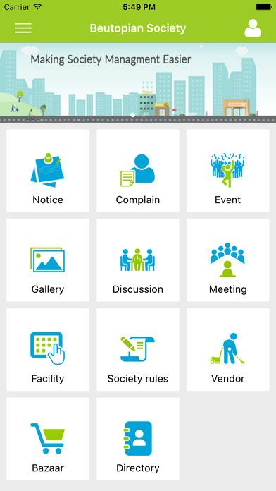 BeUtopian - Smart Society App
