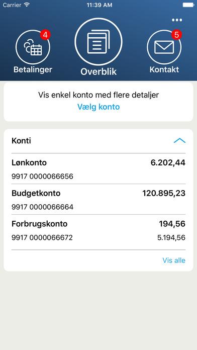 BankNordik mobilbank