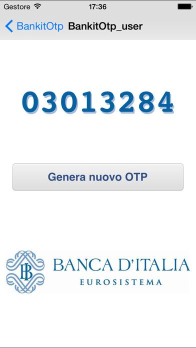 BankitOtp