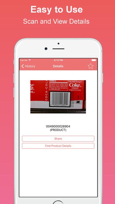 Barcode & QR Scanner - Barcode & QR Code Generator