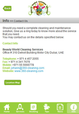 Beauty World Cleaning